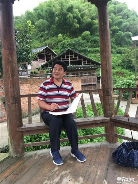 贵州侗族写生7